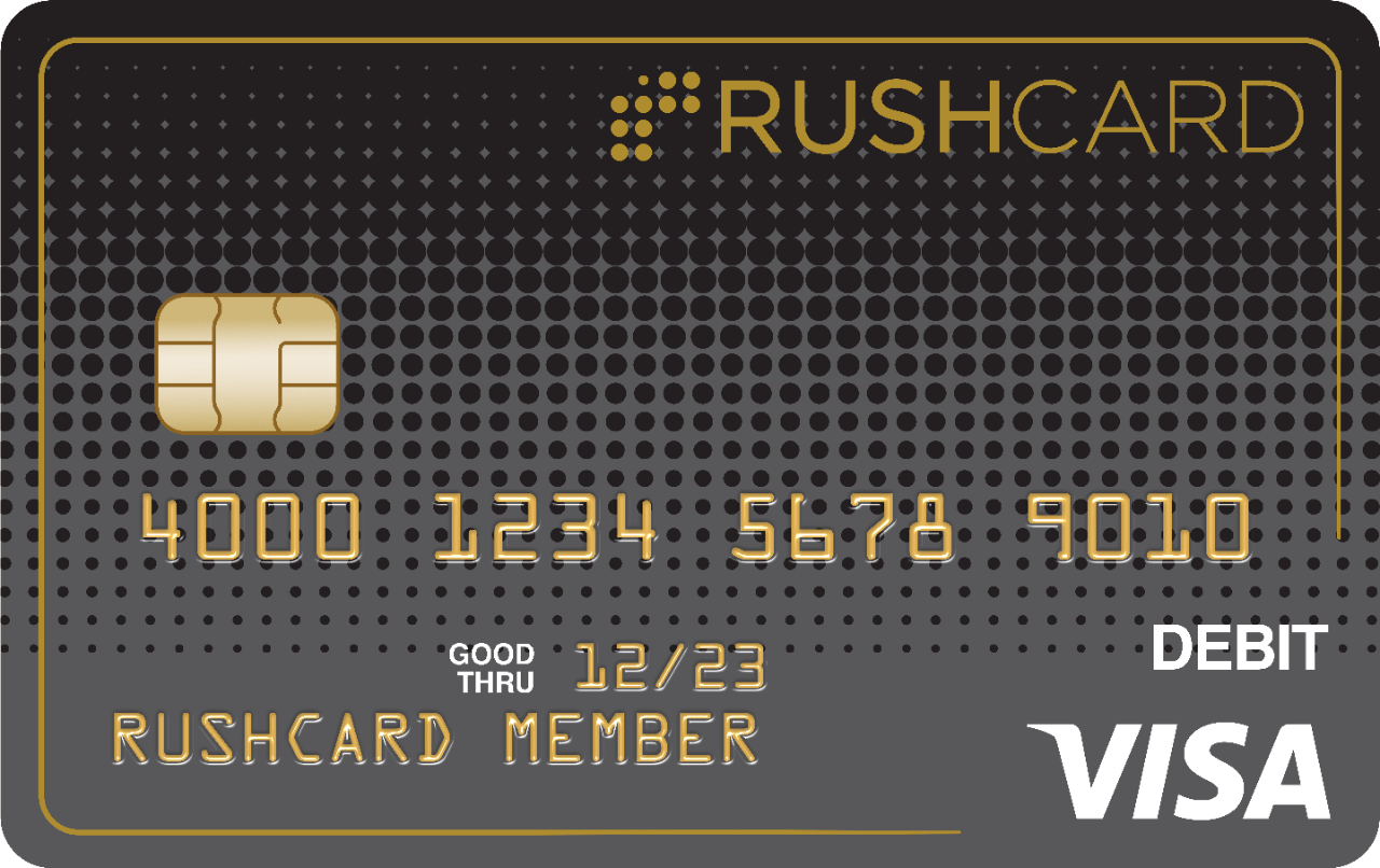 How To Transfer Money From Bank To Rushcard